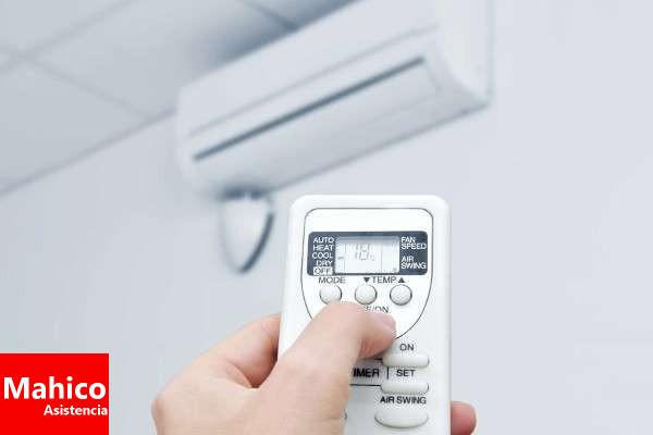 aire acondicionado servicio tecnico Móstoles