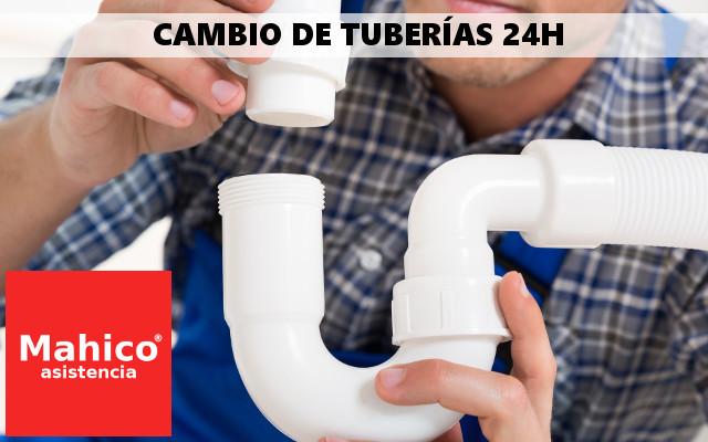 limpieza de tuberias
