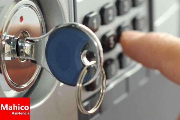 instalación de puertas de seguridad en Montcada i Reixac
