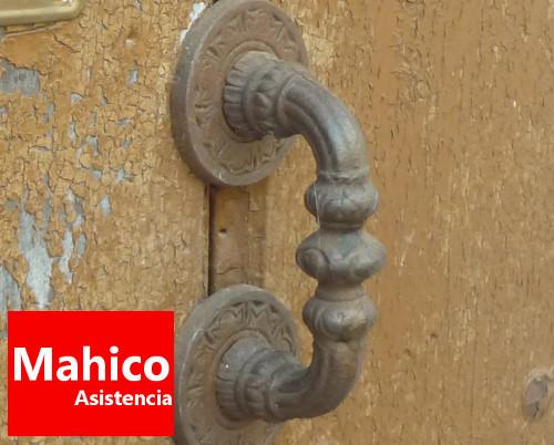 arreglar tirador puerta