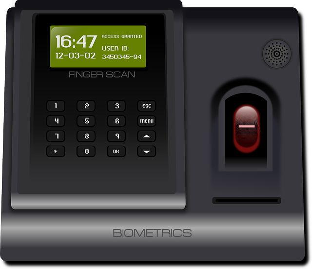 Cerradura Biométrica