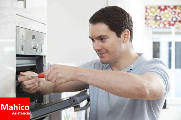 reparación horno barcelona