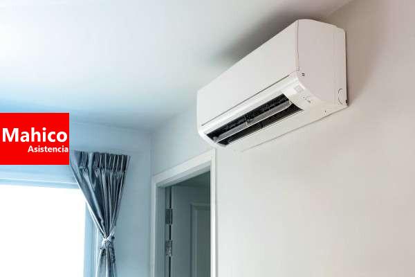 aire acondicionado con bomba de calor Móstoles