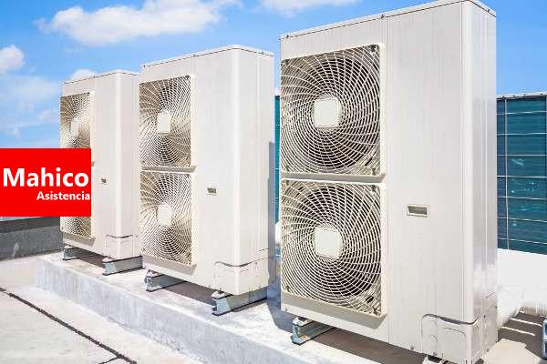 recarga de gas aire acondicionado Hoyo de Manzanares