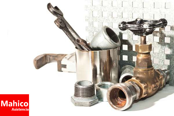 herramientas fontaneros mostoles