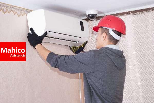 limpieza de filtros aire acondicionado Badalona