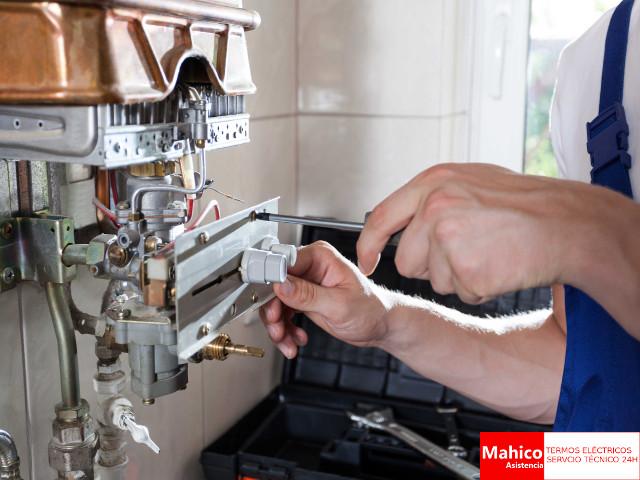 instalacion termo electrico urgentes