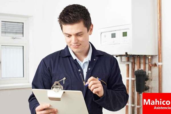 reparación calentadores de gas