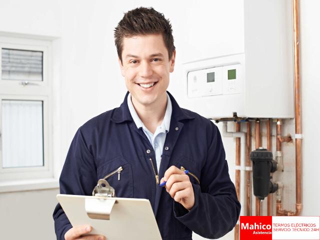reparar termo electrico Santander