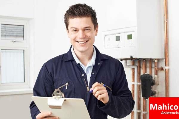 servicio técnico calentadores de gas
