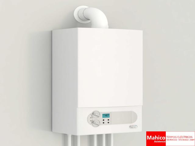 termo electrico horizontal Santander