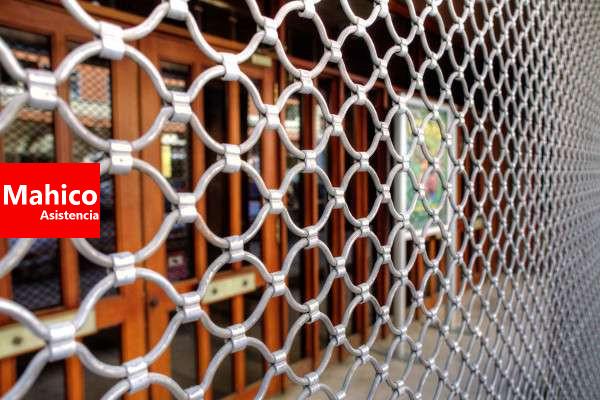 instalar persiana metálica barata Oviedo