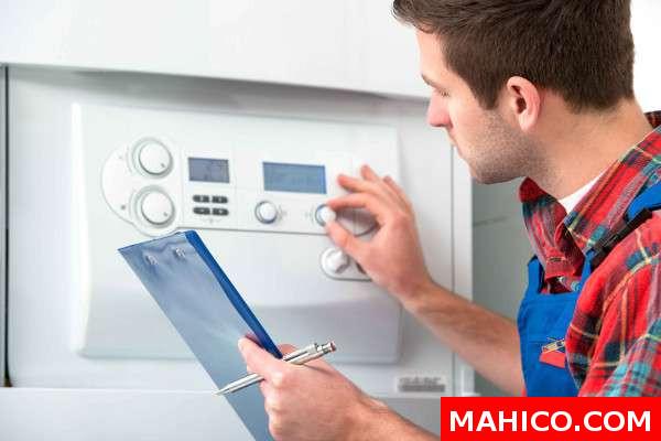 reparar termo electrico Donostia