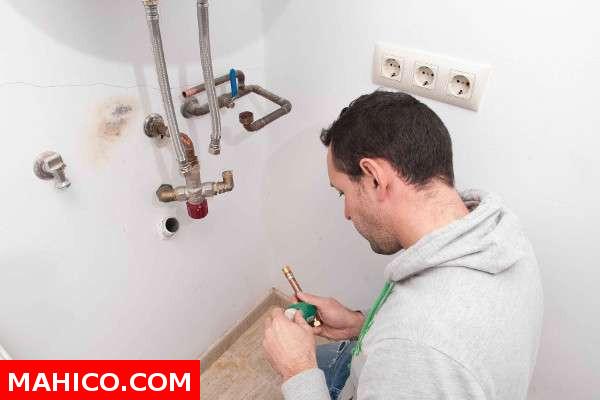 reparar calentadores mostoles