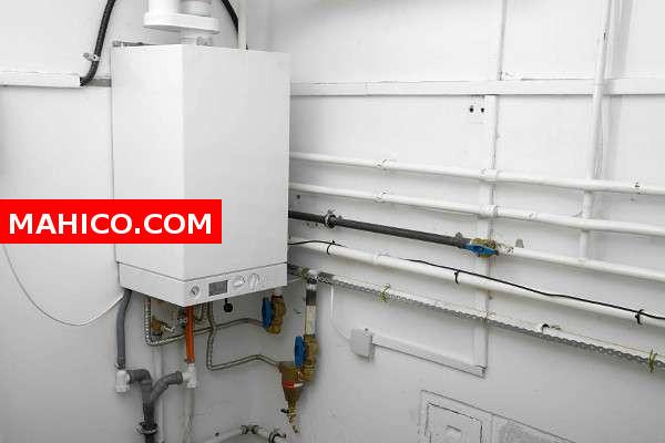 calentador madrid gas