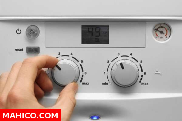 limpieza de quemadores de calentador de gas Gandia