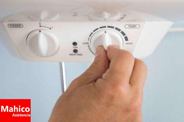 revisión calentadores de gas castellón