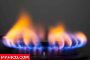 reparar gas natural