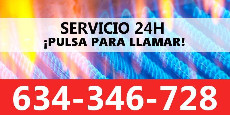 Instaladores de Gas Málaga