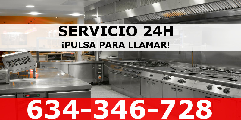 mantenimiento hosteleria madrid
