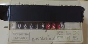 Centralización de contadores de gas madrid