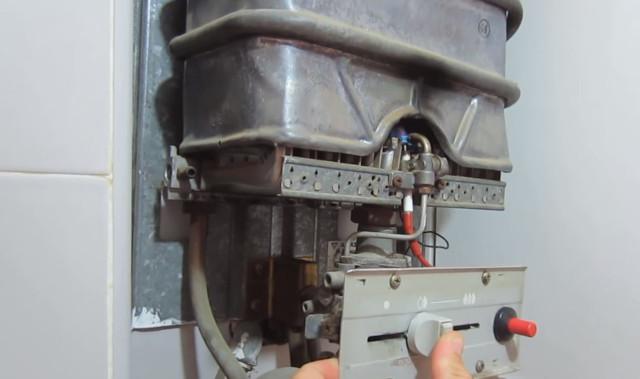 Servicio tecnico calentadores pamplona