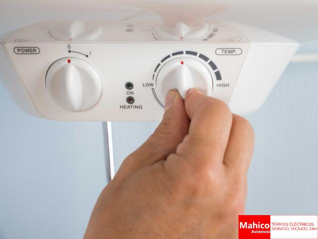 Mantenimiento termo eléctrico