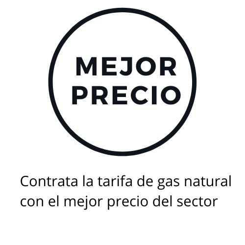 compañías de gas natural más baratas
